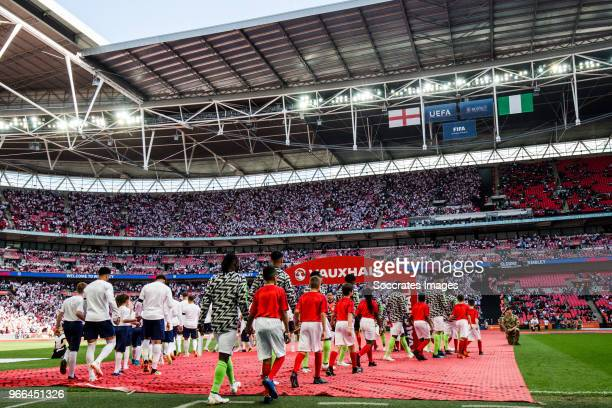 Francis Uzoho of Nigeria Bryan Idowu of Nigeria William Troost Ekong of Nigeria Leon Balogun of Nigeria Odion Ighalo of Nigeria John Obi Mikel of...