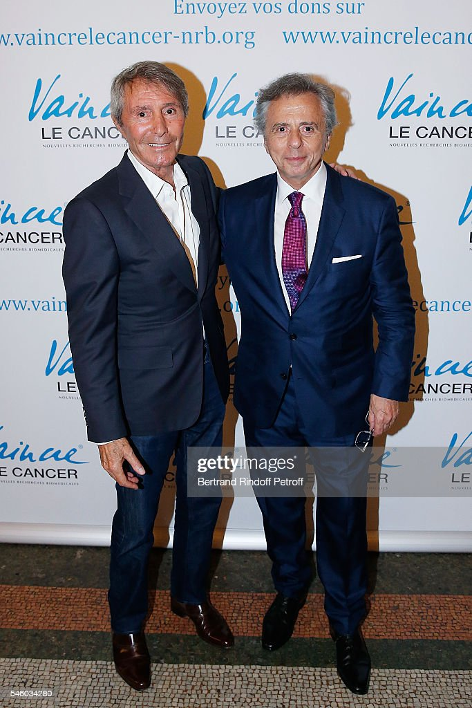 'Vaincre Le Cancer' Charity Gala Night At Opera Garnier