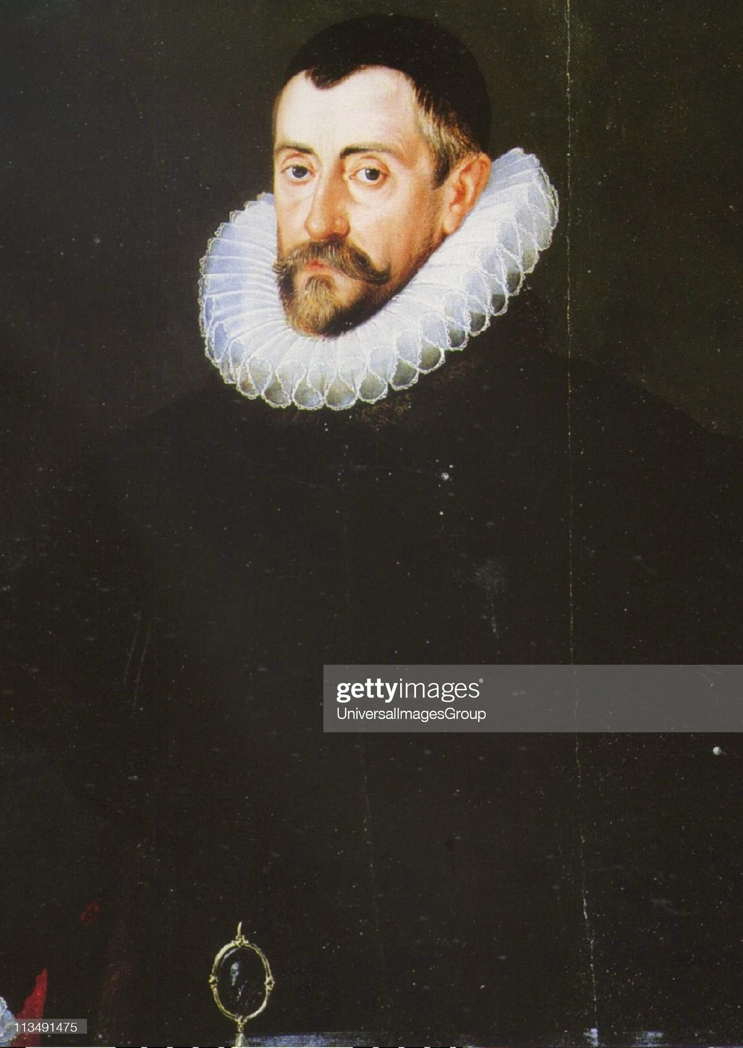 Francis Walsingham (c1532-1590) 'spymaster' to Elizabeth I. He is frequently cited as one of the earliest practitioners of modern intelligence both for espionage and internal security. His network penetrated the heart of Spanish military preparation, gath... : News Photo