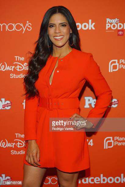 Francisca Lachapel attends the People En Espanol 2019 25 Most Powerful Women Luncheon on March 15 2019 in Coral Gables Florida