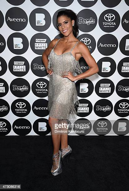 Francisca Lachapel attends the People En Espanol's 50 Most Beautiful 2015 Gala on May 12 2015 in New York City