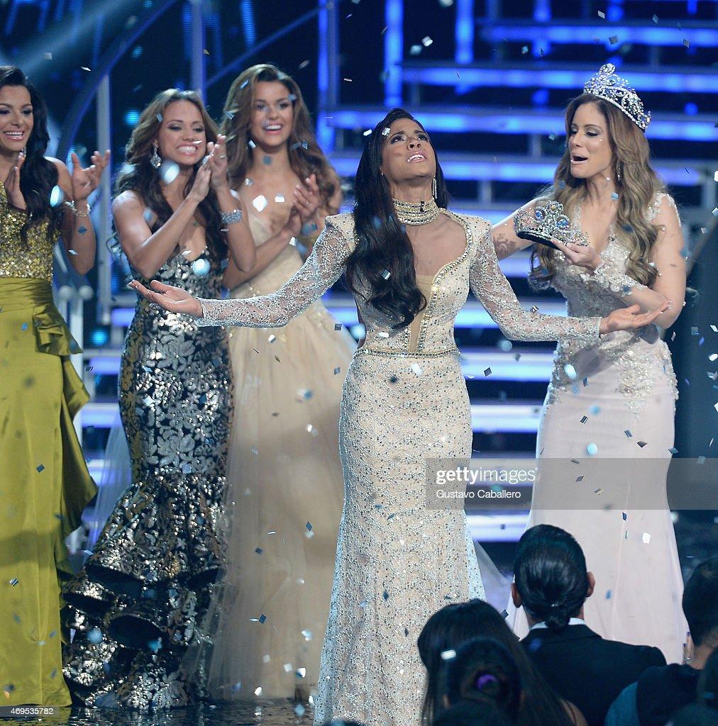 Nuestra Belleza Latina - Grand Finale : News Photo