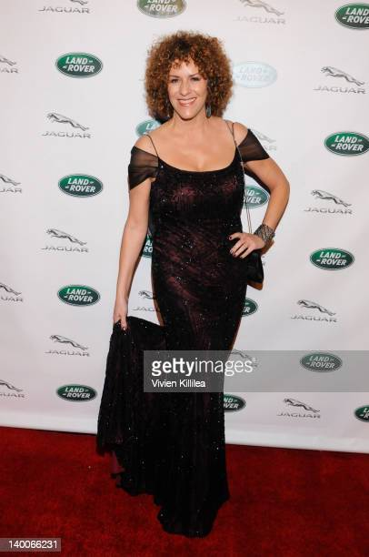 Francisca Moroderattends Hans Zimmer's Oscar Party Hosted By Southern California Jaguar Land Rover on February 26 2012 in Hollywood California