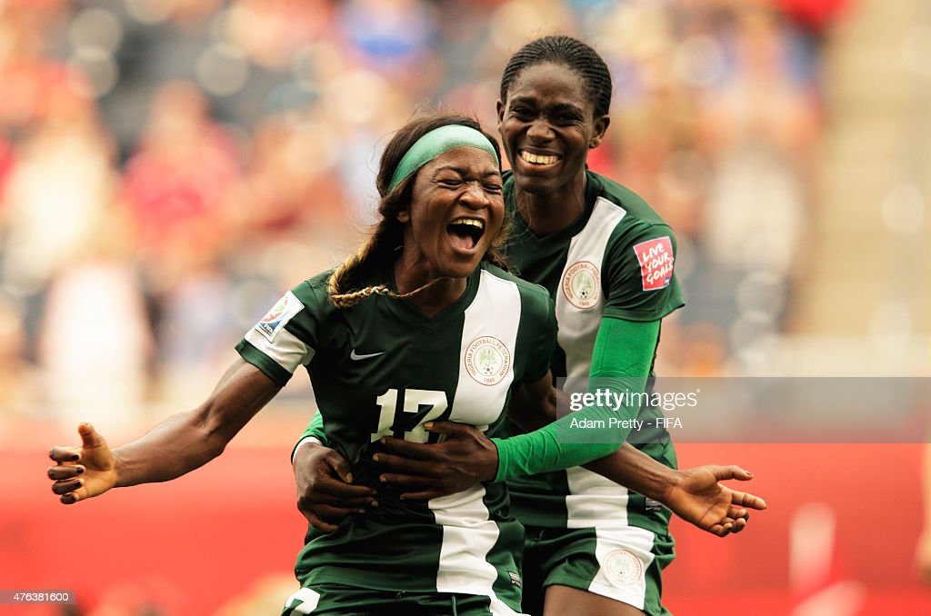 Sweden vs Nigeria: Group D - FIFA Women's World Cup 2015 : News Photo