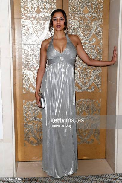 Francisca Urio during the 67th Bundespresseball at Hotel Adlon on November 23 2018 in Berlin Germany