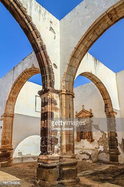Franciscan convento de San Buenaventura, Betancuria, isla de Fuerteventura