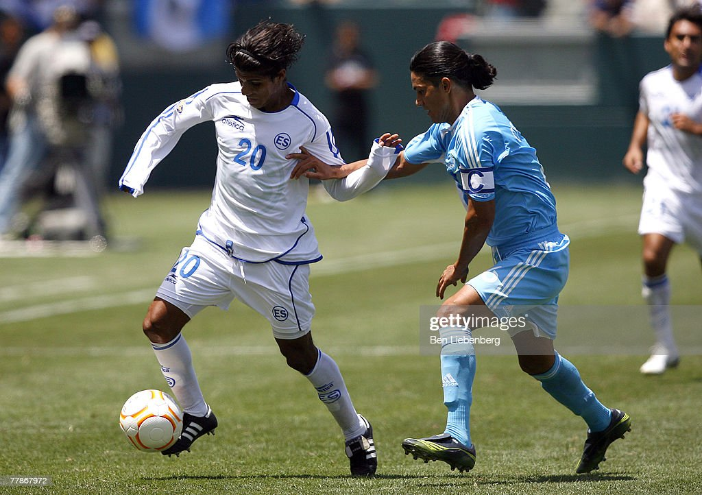 2007 CONCACAF Gold Cup - Guate...