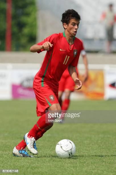Francisco Augusto NETO RAMOS Portugal / Guinee Mondial Minimes Tournoi International U16 Montaigu
