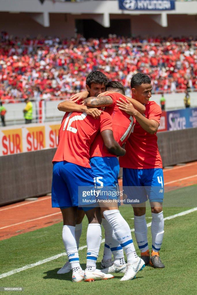 Costa Rica v Northern Ireland - International Friendly