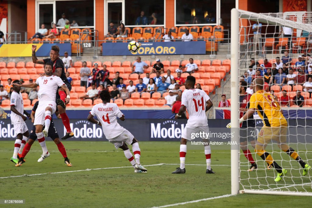 Costa Rica v Canada: Group A - 2017 CONCACAF Gold Cup : News Photo