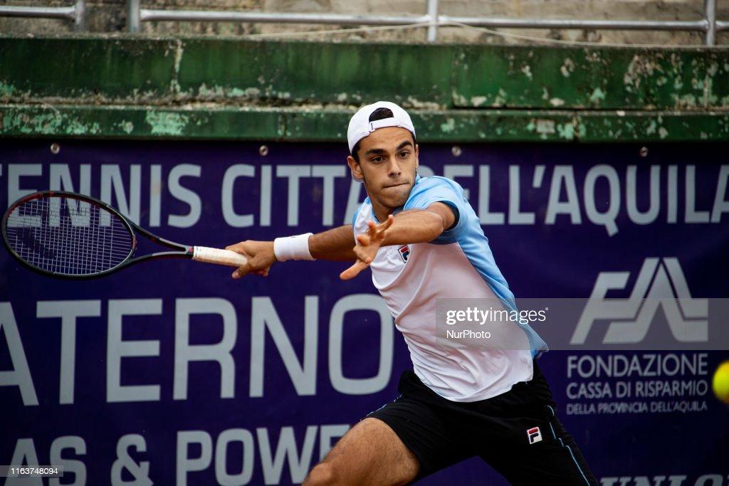 Internazionali di Tennis Citt dell'Aquila - Day 5 : News Photo