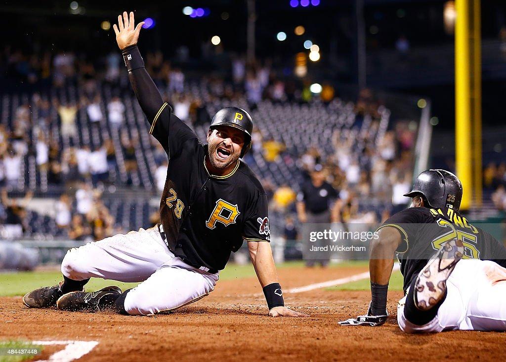 Arizona Diamondbacks v Pittsburgh Pirates