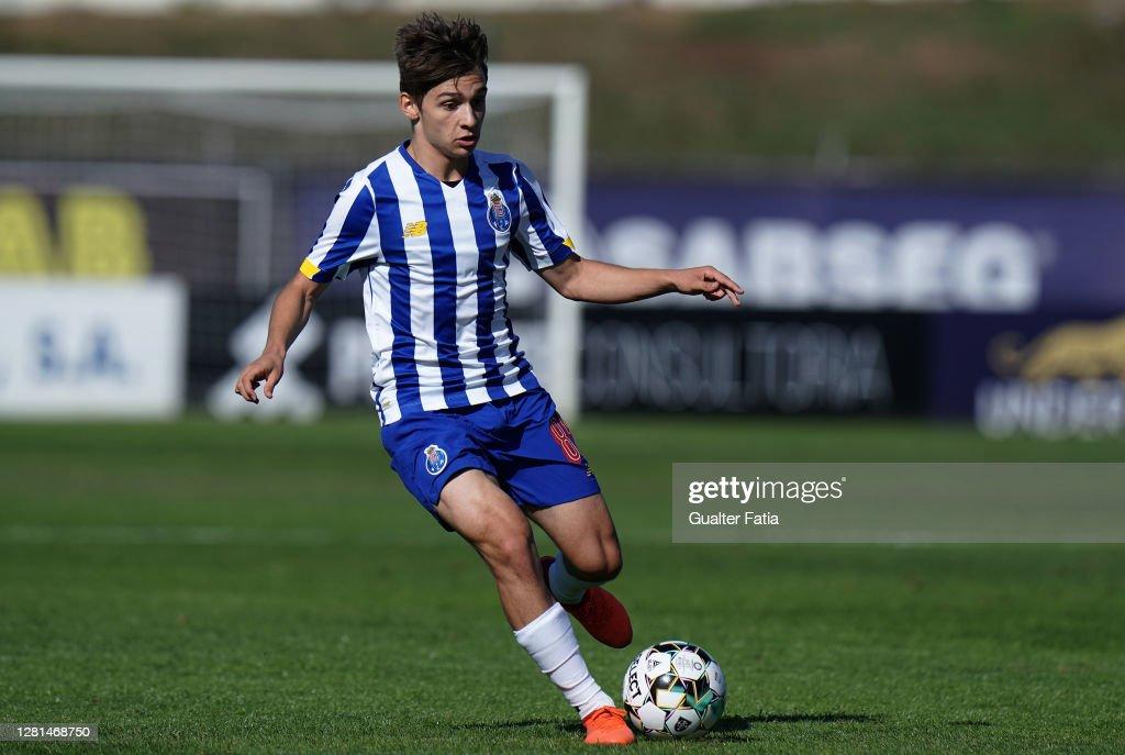 Casa Pia AC v FC Porto B - Liga Pro : ニュース写真