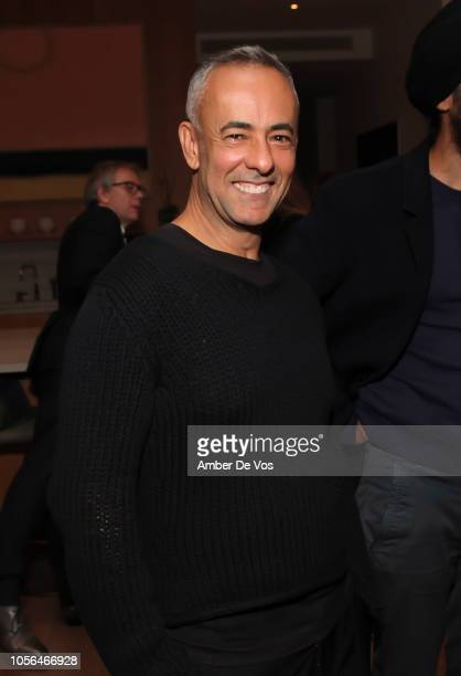 Francisco Costa attends GOLEADORAS Celebrates United Nations Global Goals World Cup Winners at Private Residence on October 17, 2018 in New York City.