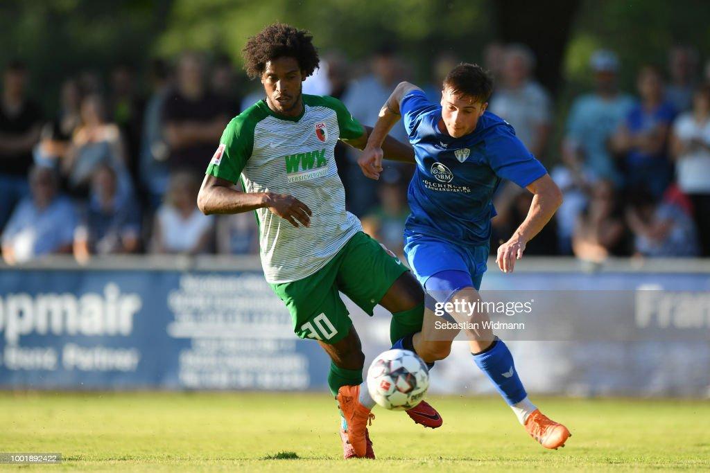 SC Olching v FC Augsburg - Pre Season Friendly Match