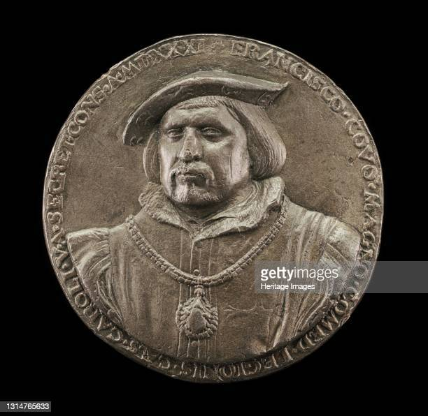 Francisco de los Cobos, c. 1475/1480-1547, Privy Counselor and Chancellor, Art Patron [obverse], 1531. Artist Christoph Weiditz.