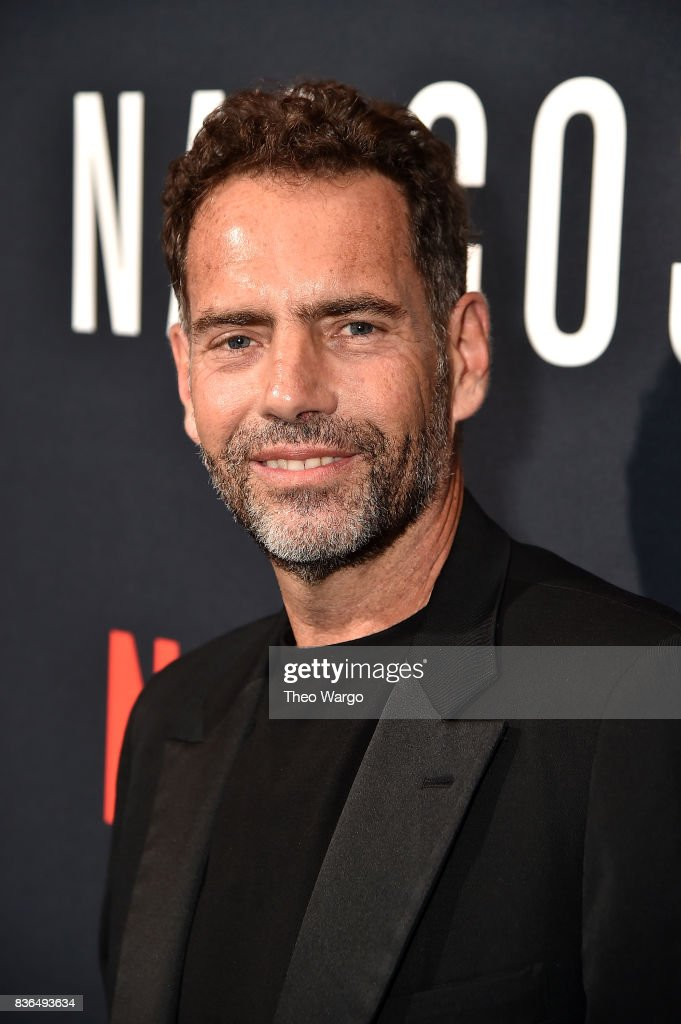 Francisco Denis attends the 'Narcos' Season 3 New York Screening at AMC Loews Lincoln Square 13 theater on August 21, 2017 in New York City.