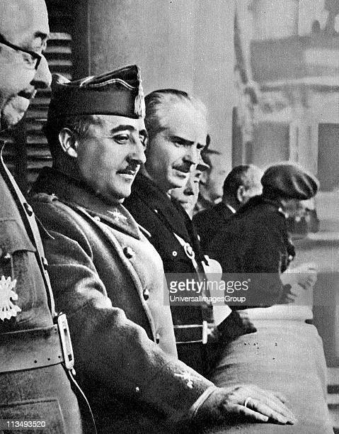 Francisco Franco Spanish General and dictator head of state of Spain from October 1936 and de facto regent of the nominally restored Kingdom of Spain...