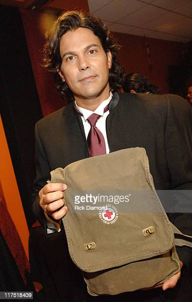Francisco Gatorno during 2006 Billboard Latin Music Conference and Awards Backstage Creations Talent Retreat Day 2 at Seminole Hard Rock Hotel and...