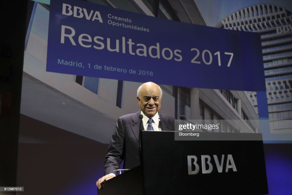Banco Bilbao Vizcaya Argentaria SA Fourth Quarter Earnings News Conference