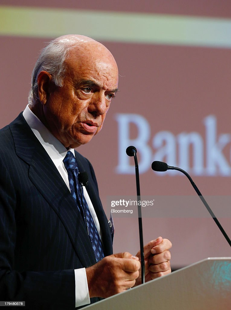 Key Banking Executives Speak At Banking Conference
