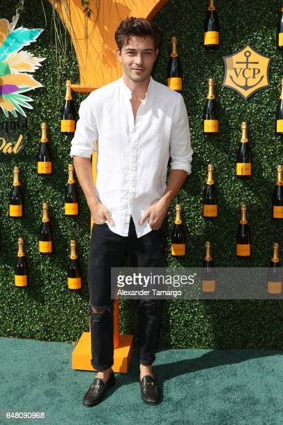 Francisco Lachowski is seen at the Veuve Clicquot Third Annual Clicquot Carnaval Supporting The Perez Art Museum Miami at Museum Park on March 4 2017...