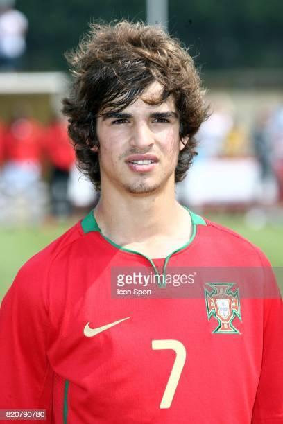 Francisco Manuel LEITAO COSTA Portugal / Guinee Mondial Minimes Tournoi International U16 Montaigu