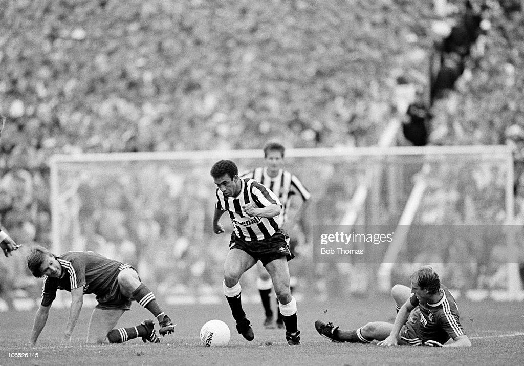 Newcastle United v Liverpool : News Photo