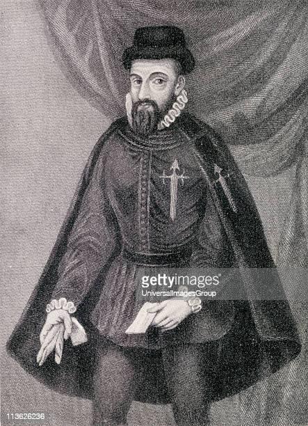 Francisco Pizarro 14711541 Spanish conquistor conqueror of Peru