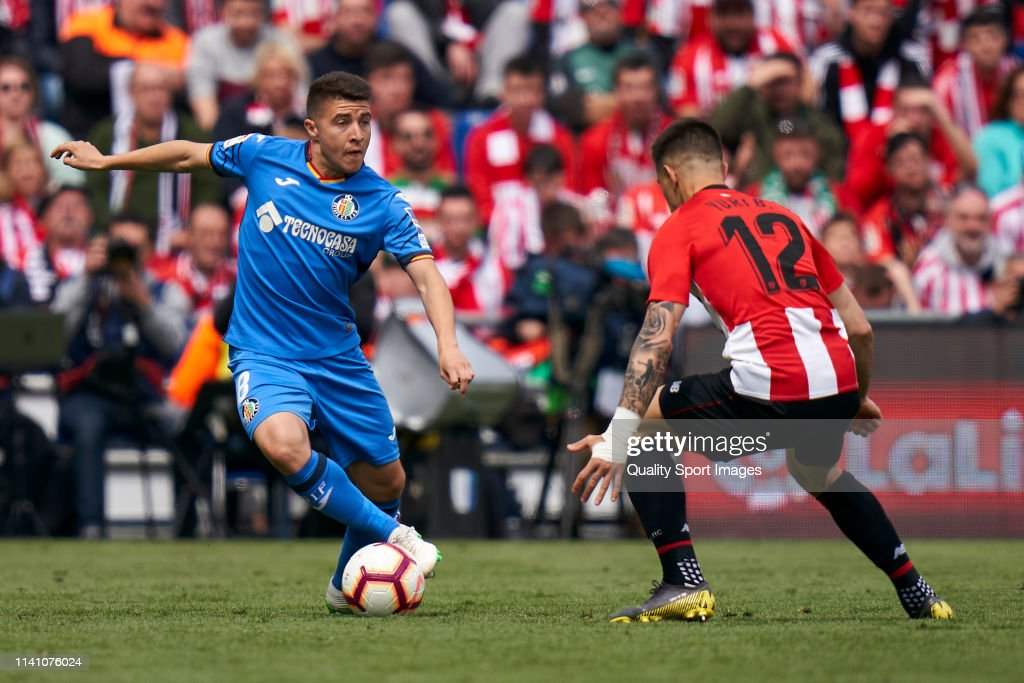 Getafe CF v Athletic Club - La Liga : News Photo
