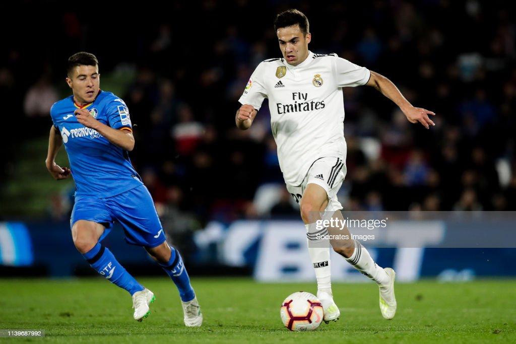 Getafe v Real Madrid - La Liga Santander : ニュース写真