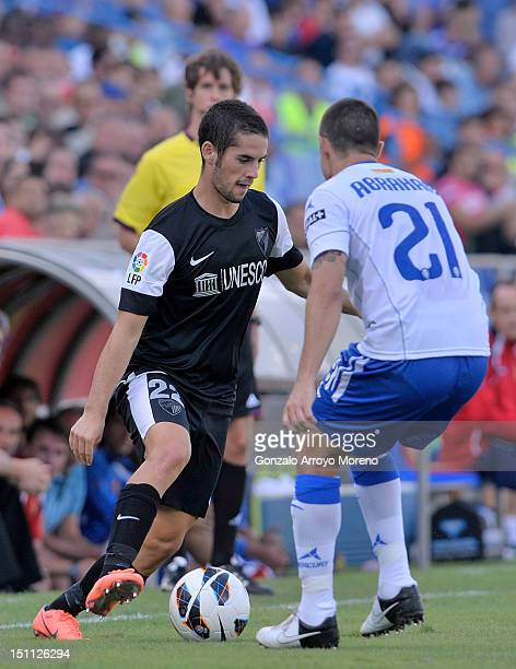 Real Zaragoza V Malaga Cf La L...