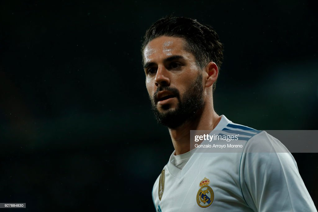 Real Madrid v Getafe - La Liga : News Photo