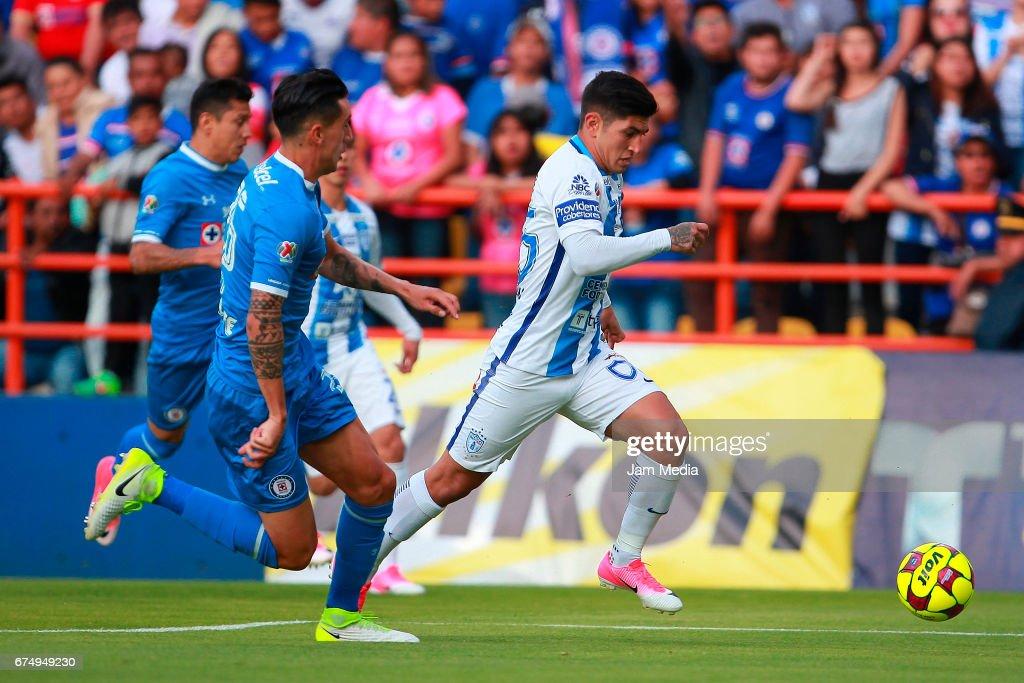 Pachuca v Cruz Azul - Torneo Clausura 2017 Liga MX : News Photo