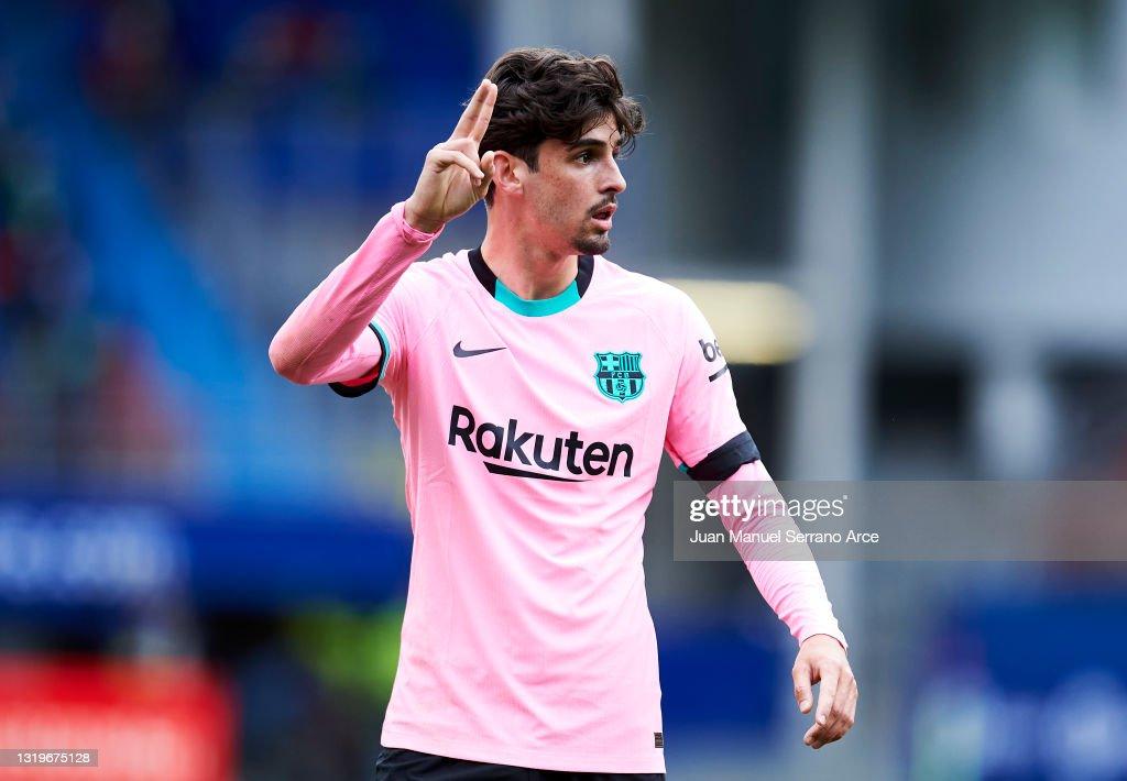 SD Eibar v FC Barcelona - La Liga Santander : News Photo