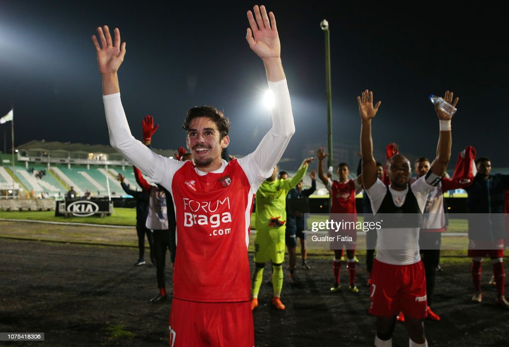 Vitoria FC v SC Braga - Portuguese League Cup : News Photo