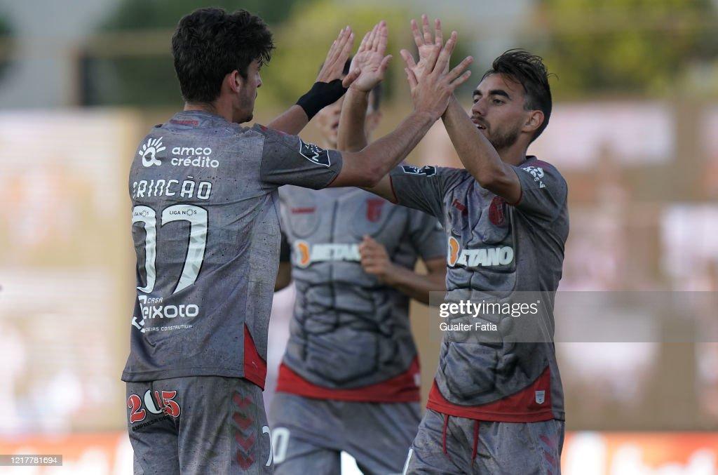 CD Santa Clara v SC Braga - Liga NOS : News Photo