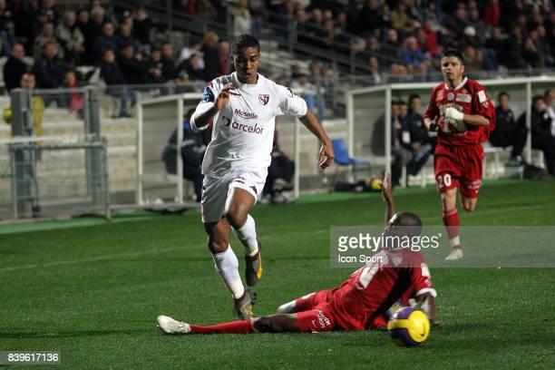 Franck BERIA Montpellier / Metz 27e journee Ligue 2