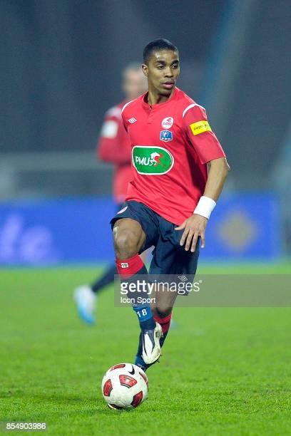 Franck BERIA Lille / Lorient 1/4 Finale de la Coupe de France 2010/2011