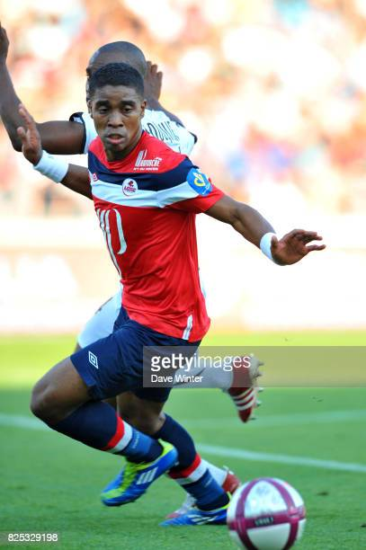 Franck BERIA Lille / Rennes 9e journee Ligue 1