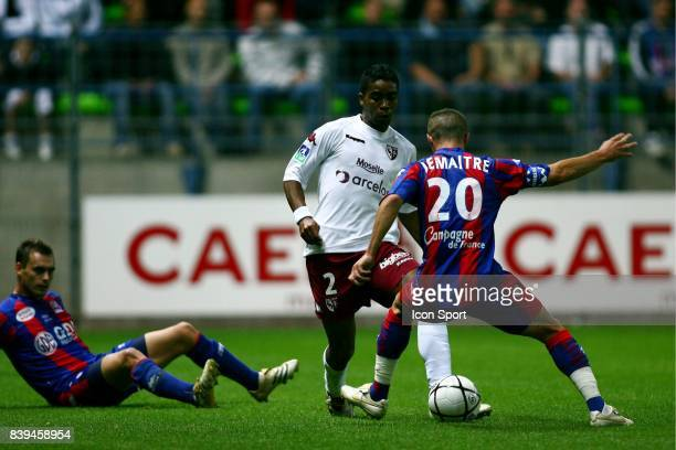 Franck BERIA Caen / Metz 7e journee de Ligue 2