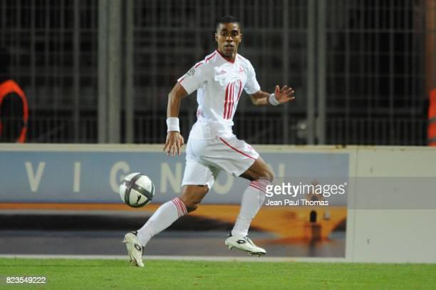 Franck BERIA Arles Avignon / Lille 17eme journee de Ligue1
