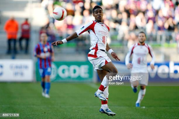 Franck BERIA Caen / Lille 11eme Journee de Ligue 1