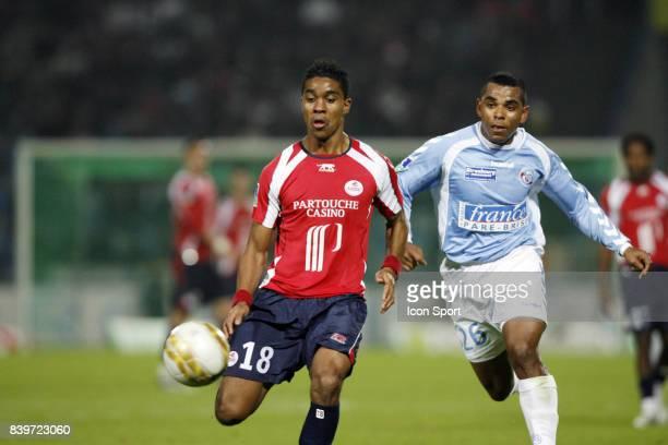 Franck BERIA Lille / Strasbourg 12eme Journee de Ligue 1