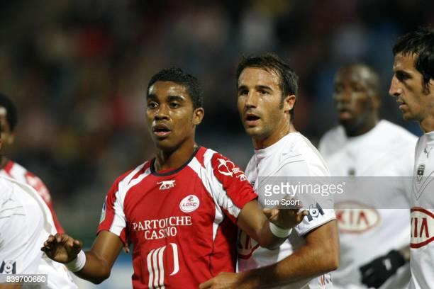 Franck BERIA / Marc PLANUS Lille / Bordeaux 8eme journee de Ligue 1