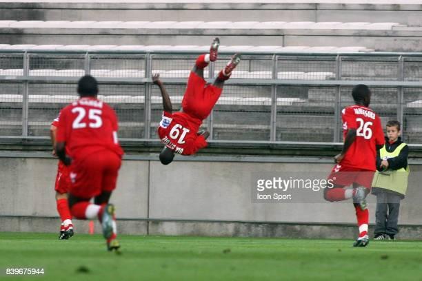 Franck DJA DJEDJE Amiens / Grenoble 4 eme journee de Ligue 2