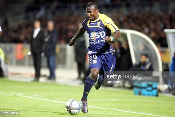 Franck DJA DJEDJE Arles Avignon / Marseille 6e journee Ligue1