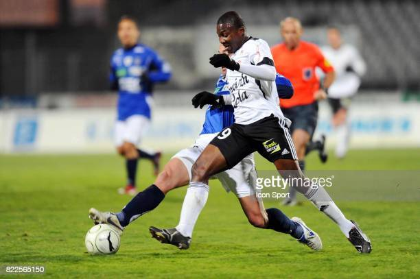 Franck DJA DJEDJE Vannes / Bastia 18e journee Ligue 2