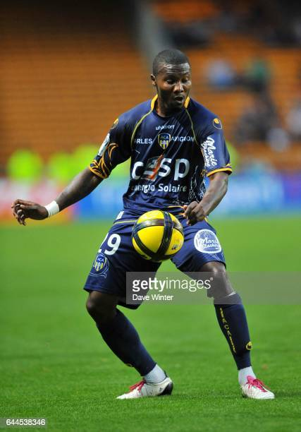 Franck DJA DJEDJE Lens / Arles Avignon 37eme journee de Ligue 1 Photo Dave Winter / Icon Sport