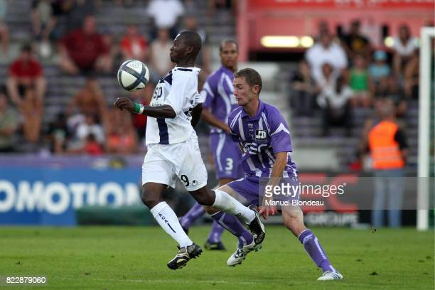 Franck Dja Djedje Toulouse / Arles Avignon 3eme journee de Ligue 1